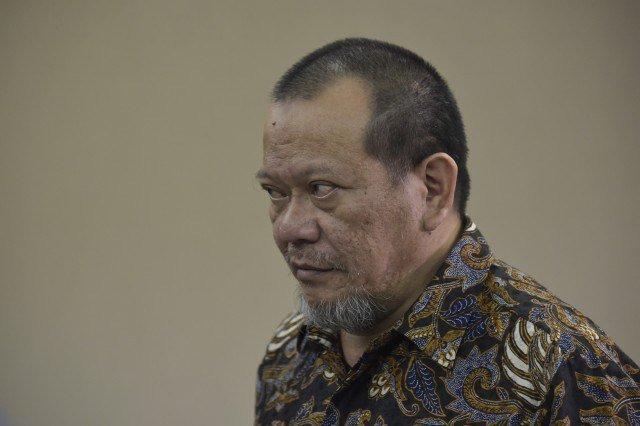 Nyali La Nyalla: Dulu Janji Potong Leher, Kini Jadi Ketua DPD RI
