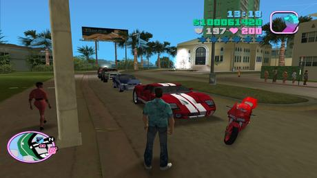 Grand Theft Auto Vice City gameplay pc screenshots