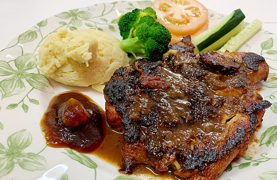 Resepi Chicken Chop Mudah