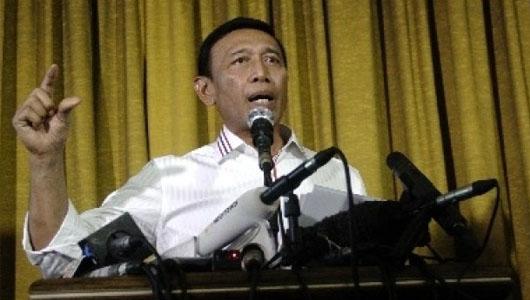 Wiranto Gelar Rapat Respons Eks Panglima GAM: Tak Ada Ruang Referendum!