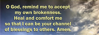 brokenness prayer