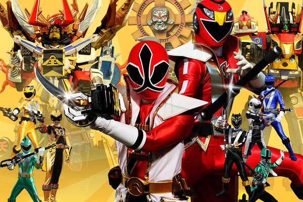 Samurai Sentai Shinkenger vs. Go-onger: Ginmaku Bang!! Sub Indo