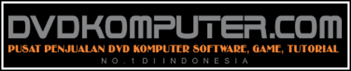 Pusat DVD Komputer Terlengkap