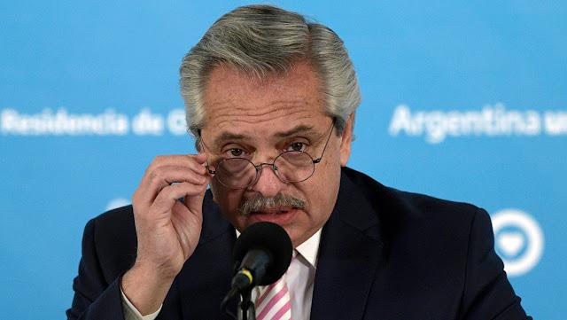 """""""El virus se expandió"""": Alberto Fernández amplía la cuarentena en Argentina hasta el 30 de agosto por el covid-19"""