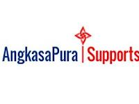Lowongan Kerja PT Angkasa Pura Supports Juni 2019