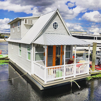 The Famous Tiny Houseboat