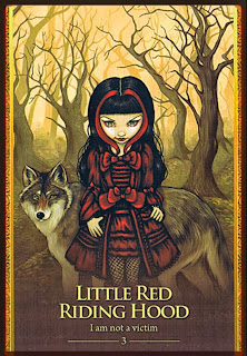 Little Red Riding Hood, Oracle of the Shapeshifters