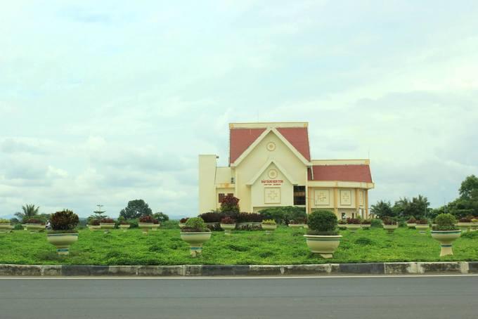 Bảo tàng văn hóa Kon Tum
