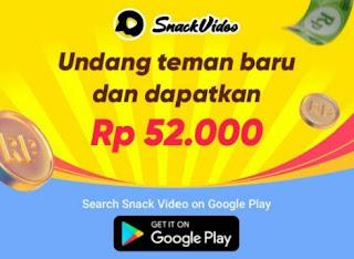Benarkah Snack Video Bisa Hasilkan Uang Lantas Bagaimana Caranya