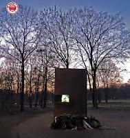 Berlín -  Monumento Homosexuales