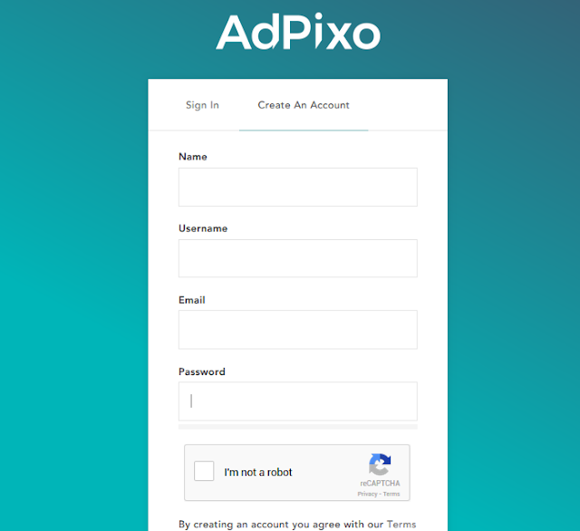 Daftar AdPixo