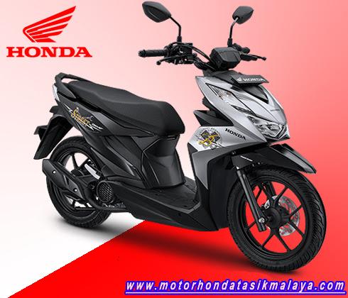 Brosur Kredit Motor Honda Beat Tasikmalaya