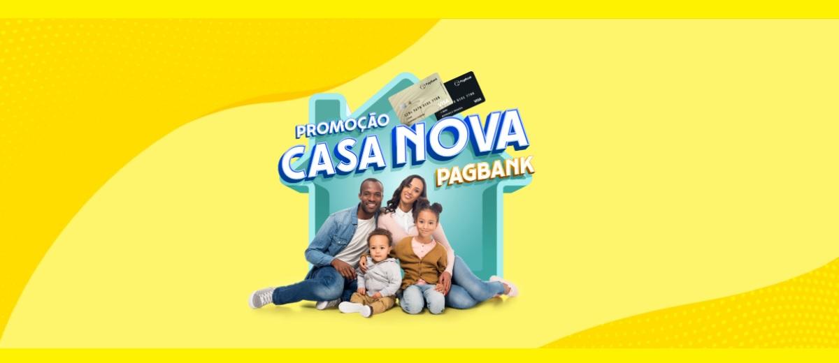 Promoção Cartão PagBank 2021 Prêmios e Casa