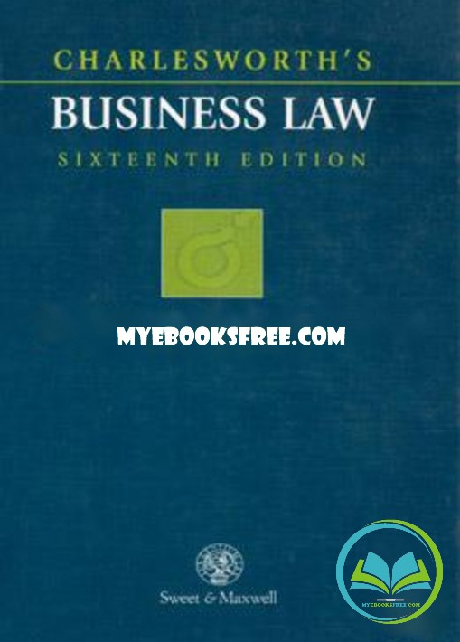 Charlesworth's Business Law Book PDF by Paul Dobson Free Download