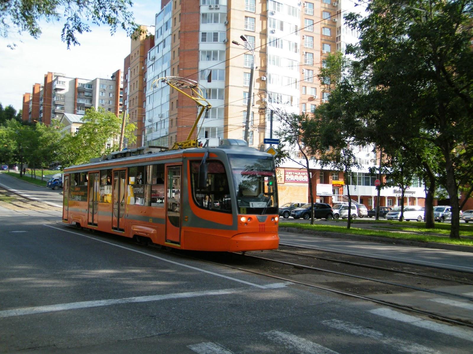 Проезд перекрестков с трамвайными путями             —              Автоблог начинающего водителя