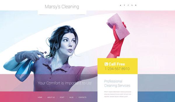 marsy-cleaning-wordpress-theme