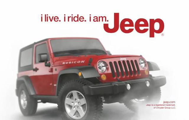 Jeep website launch in India