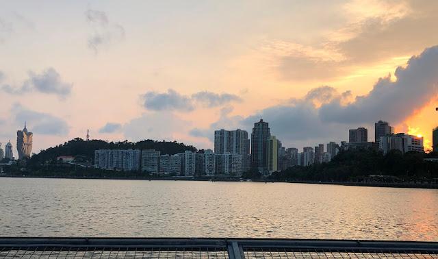 Reservatório de Macau