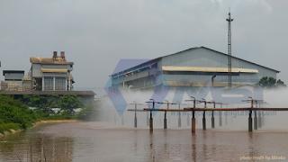 Aerasi juga disebut aerifikasi atau aeriasi, didefinisikan secara umum adalah proses dimana udara disirkulasikan, dicampur dengan atau dilarutkan ke dalam cairan (liquid). Digunakan untuk meningkatkan kandungan Oksigen di dalam cairan yang digunakan untuk berbagai tujuan pengolahan air limbah.