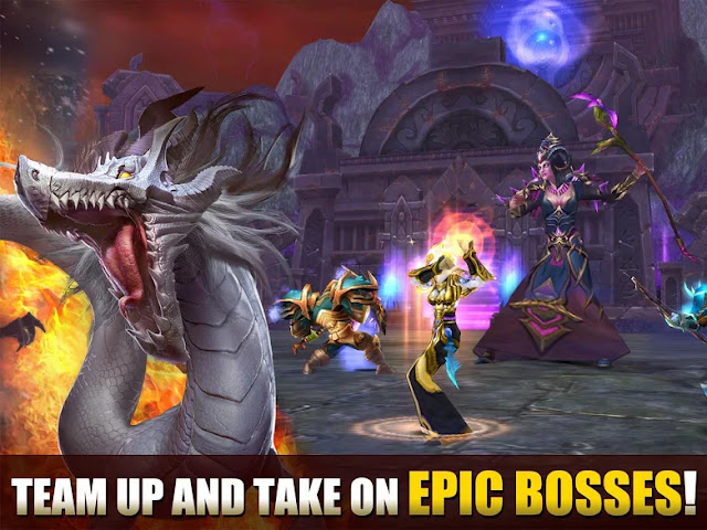 Order & Chaos Online 3D MMORPG Game