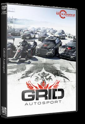 تحميل لعبة GRID AUTOSPORT برابط تورنت مباشر