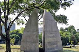 Monumento à Amizade entre Brasil e Japão - USP
