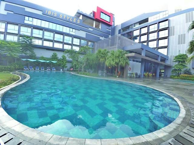 Pesan hotel Ibis Styels