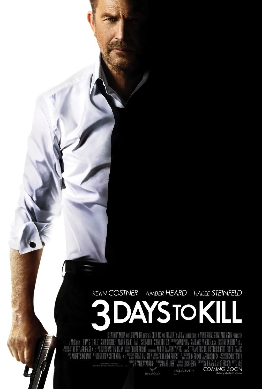 3 Days to Kill (2014) ταινιες online seires oipeirates greek subs