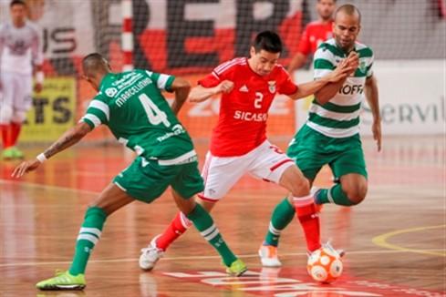 93f8af6c14176 Benfica campeão nacional de futsal - Visão de Mercado