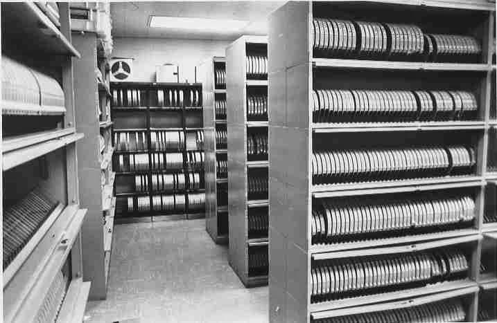 Parsons Of Antigo >> MUSEU MUSICAL: Computadores Antigos: CENTROS de PROCESSAMENTO de DADOS