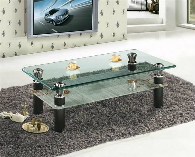 Living Room Furniture Modern Glass Center Table Exlusive On Alibaba Online  Store High Quality Durable Glass Part 98