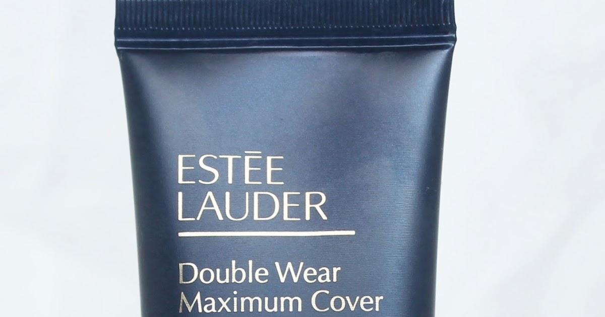sui face review est e lauder double wear maximum cover. Black Bedroom Furniture Sets. Home Design Ideas