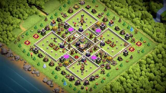 th11 war base for cwl anti everything 2020