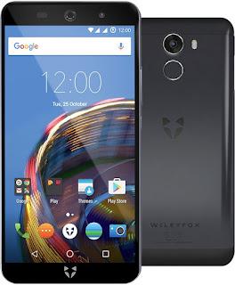 Wileyfox Swift 2 SIM Free Smartphone Midnight Blue ONLY £149.99 Monday, 6 Feb 2017