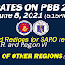 Status of PBB 2019 in other regions as of June 8, 2021