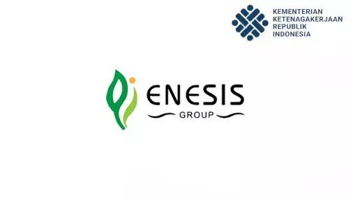 loker Enesis Group terbaru