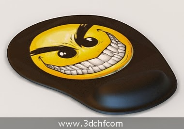 mousepad 3d model