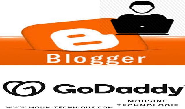 حل مشكل اعادة توجيه مدونتك على بلوج عند شراء إستضافة من موقع جودادي