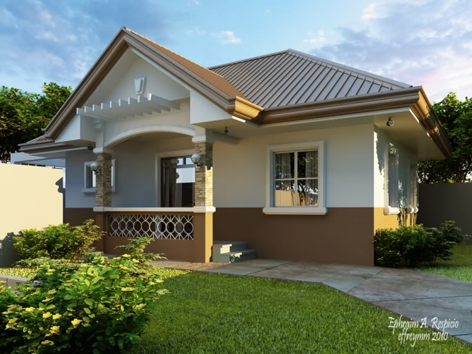 New Small Bungalow House Designs Bahay Ofw