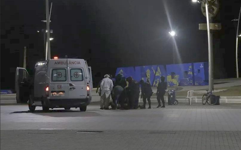 PM baleado na Barra está em estado grave e é intubado no HGE - Portal Spy Notícias de Juazeiro e Petrolina