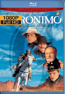 Gerónimo: Una leyenda americana (1993) [1080p BRrip] [Latino-Inglés] [LaPipiotaHD]
