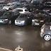 На Оболоні жінка протаранила автівку