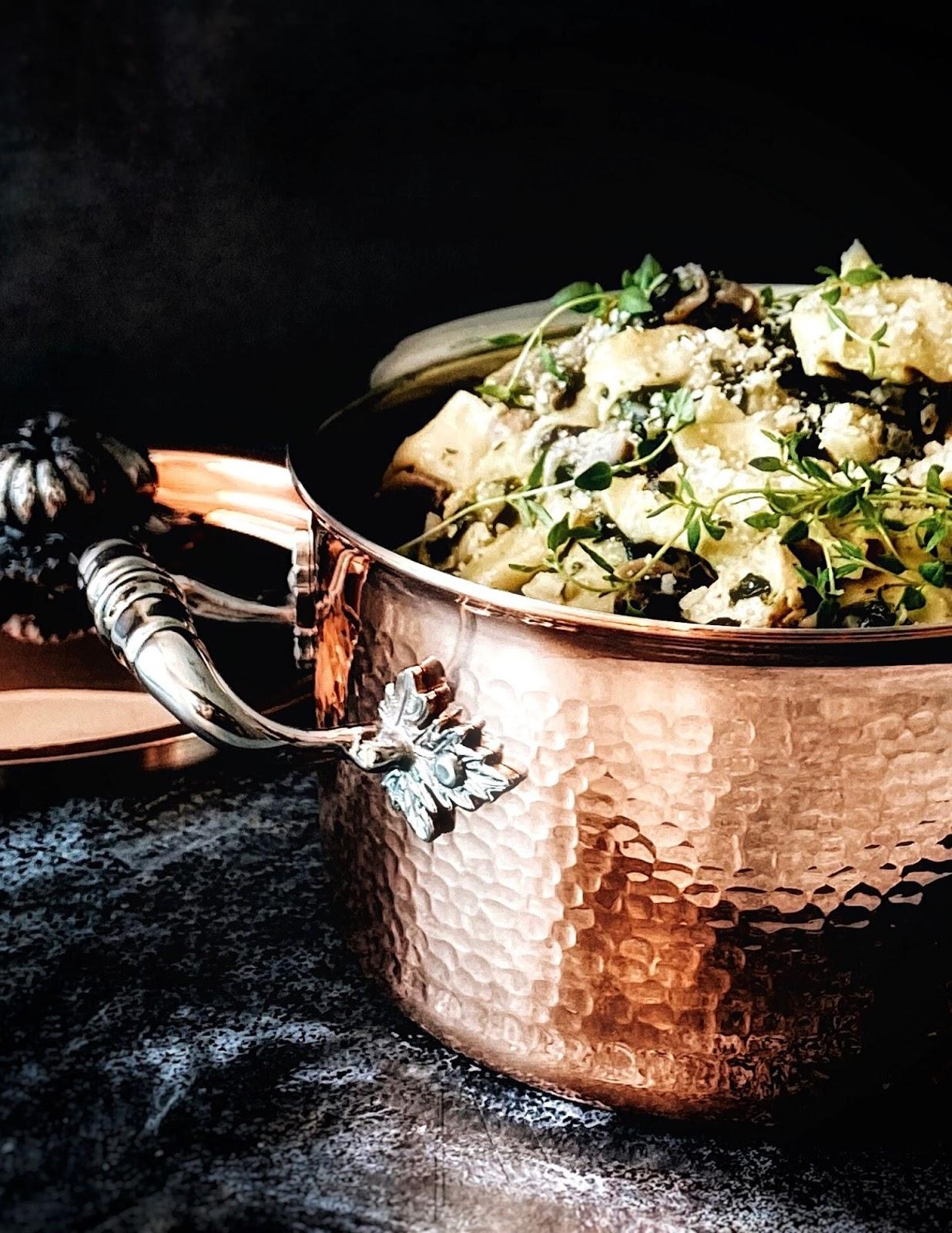 Ruffoni Copper pots pans