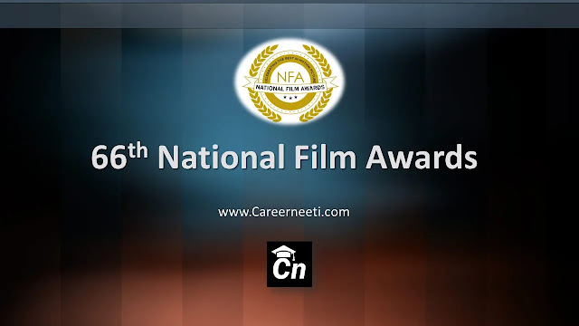 National Film Awards 2018-19, www.careerneeti.com, Careerneeti Logo