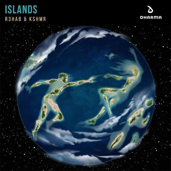 R3hab & KSHMR - Islands - Single Cover
