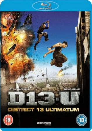 District 13 Ultimatum 2009 BluRay 750Mb English Movie 720p ESub Watch Online Full Movie Download bolly4u