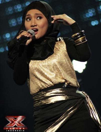 Biodata, Profil  serta Foto  Fatin Shidqia Lubis X Factor Indonesia