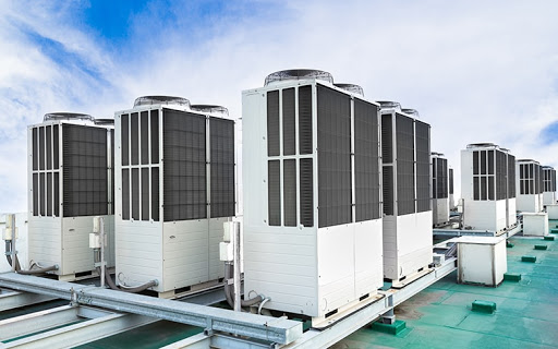 Active ventilation of the room due to the exchange of large volumes of air with the environment is justified if the air removed