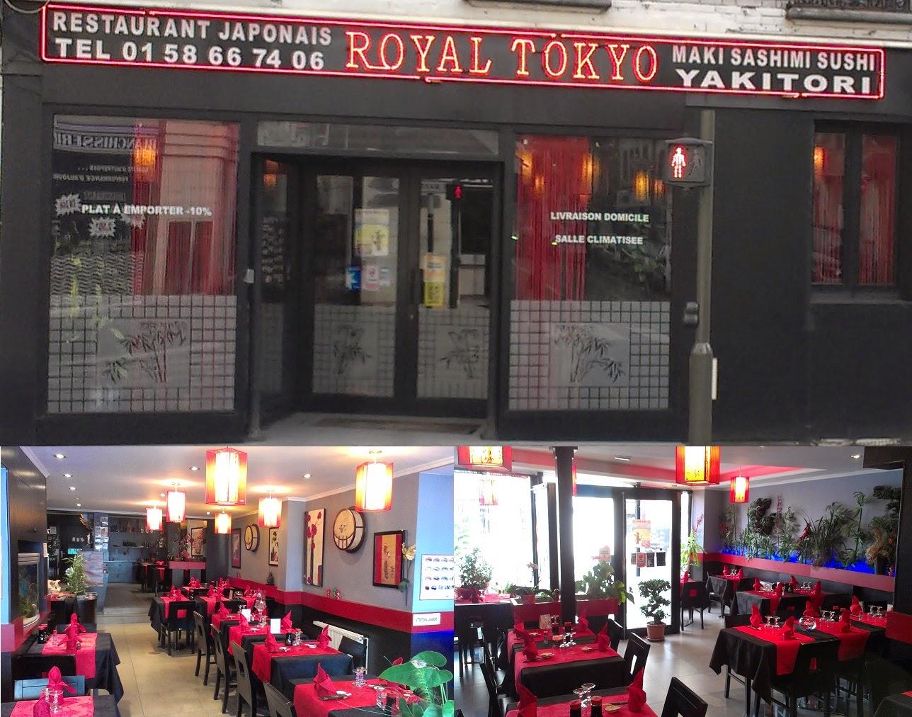 Blog personnel de Alain Raivard Espace Commercial # Restaurant Japonais Rosny Sous Bois