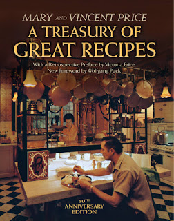 Cover - A Treasury of Great Recipes, Mary and Vincent Price